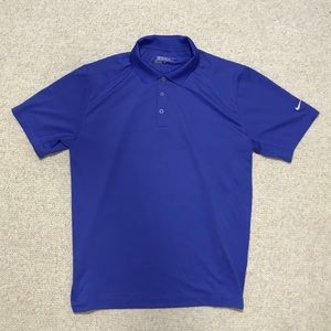 Nike Shirts - Nike Performance Golf Polo Size Men L